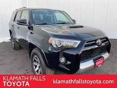 New 2021 Toyota 4Runner TRD Off Road Premium SUV For sale in Klamath Falls, OR