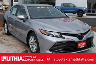 New 2019 Toyota Camry LE Sedan Klamath Falls, OR