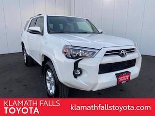 New 2022 Toyota 4Runner SR5 Premium SUV For sale in Klamath Falls, OR