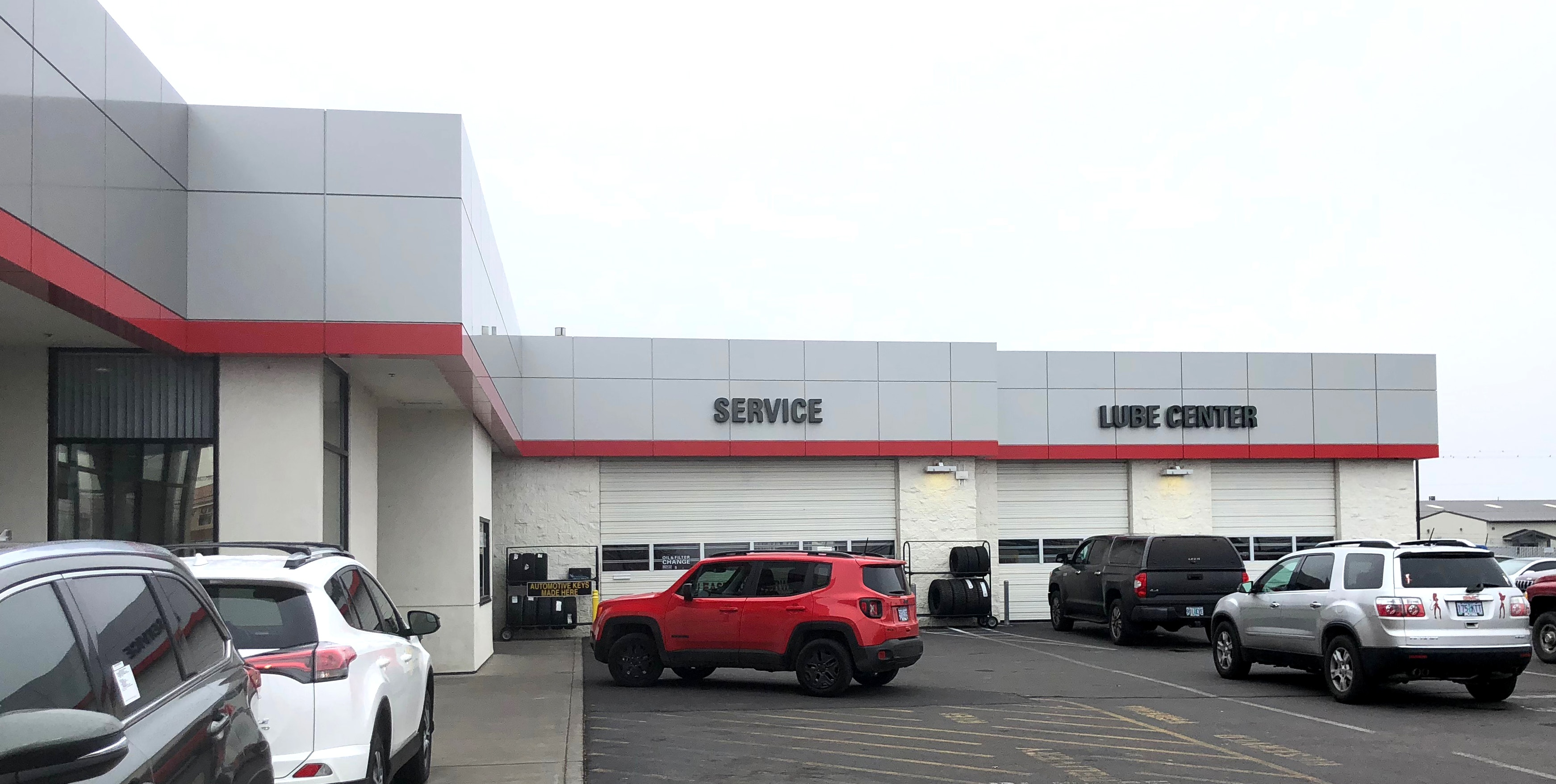 Klamath Falls Toyota Service Repair Schedule Your Appointment Now