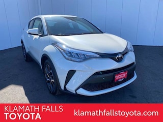 New 2021 Toyota C-HR XLE SUV For sale in Klamath Falls, OR