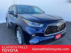 New 2021 Toyota Highlander Limited SUV For sale in Klamath Falls, OR