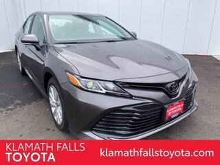 New 2020 Toyota Camry LE Sedan Klamath Falls, OR