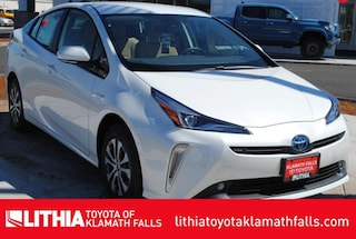 New 2019 Toyota Prius LE AWD-e Hatchback Klamath Falls, OR