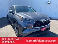 New 2021 Toyota Highlander XLE SUV For sale in Klamath Falls, OR