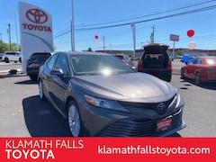 2020 Toyota Camry XLE Sedan