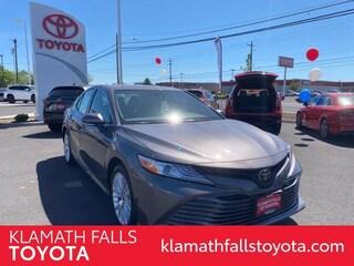 New 2020 Toyota Camry XLE Sedan Klamath Falls, OR