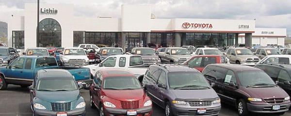 Lithia Toyota Of Klamath Falls New Used Cars Serving Altamont