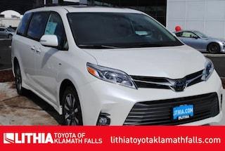 New 2019 Toyota Sienna Limited Premium 7 Passenger Van Klamath Falls, OR