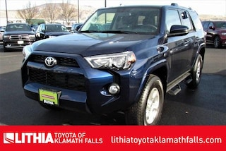 New 2019 Toyota 4Runner SR5 SUV For sale in Klamath Falls, OR