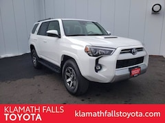 New 2021 Toyota 4Runner TRD Off Road SUV For sale in Klamath Falls, OR