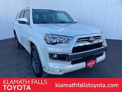 New 2021 Toyota 4Runner Limited SUV For sale in Klamath Falls, OR