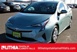 New 2018 Toyota Prius Four Hatchback Klamath Falls, OR