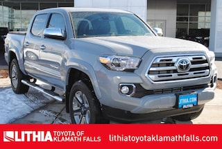 New 2019 Toyota Tacoma Limited V6 Truck Double Cab Klamath Falls, OR