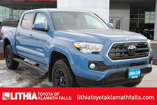 New 2019 Toyota Tacoma SR5 V6 Truck Double Cab For sale in Klamath Falls, OR