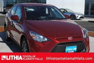 New 2019 Toyota Yaris Sedan LE Sedan Klamath Falls, OR