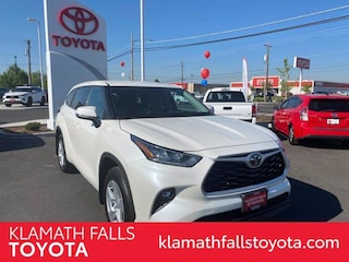 New 2020 Toyota Highlander LE SUV For sale in Klamath Falls, OR