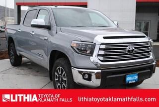 New 2019 Toyota Tundra Limited 5.7L V8 Truck CrewMax Klamath Falls, OR
