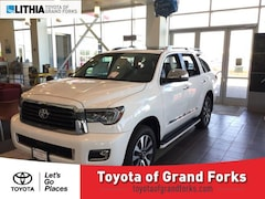 2019 Toyota Sequoia Limited SUV Grand Forks, ND