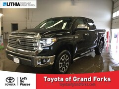 New 2019 Toyota Tundra 1794 5.7L V8 Truck CrewMax For sale in Grand Forks ND