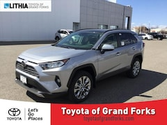 New 2019 Toyota RAV4 Limited SUV For sale in Grand Forks ND