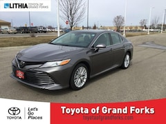 Used 2018 Toyota Camry XLE Auto Sedan Grand Forks, ND
