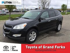 Used 2012 Chevrolet Traverse AWD 4dr LT w/2LT SUV Grand Forks, ND