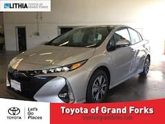 New 2018 Toyota Prius Prime Advanced Hatchback Grand Forks, ND
