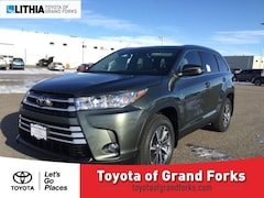 2019 Toyota Highlander XLE V6 SUV Grand Forks, ND