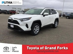 New 2019 Toyota RAV4 LE SUV Grand Forks, ND