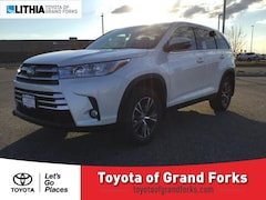 New 2019 Toyota Highlander LE Plus V6 SUV Grand Forks, ND