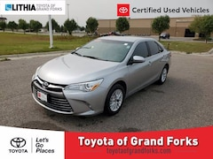 Used 2017 Toyota Camry LE Sedan Grand Forks, ND