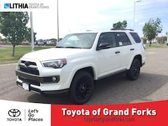 2019 Toyota 4Runner Limited Nightshade SUV Grand Forks, ND