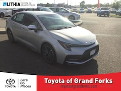 New 2020 Toyota Corolla SE Sedan For sale in Grand Forks ND