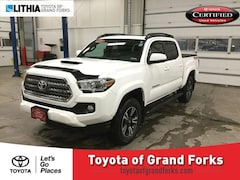 Used 2016 Toyota Tacoma 4WD Double Cab V6 AT TRD Sport Truck Double Cab Grand Forks, ND