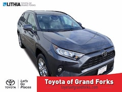 New 2021 Toyota RAV4 XLE Premium SUV For sale in Grand Forks ND