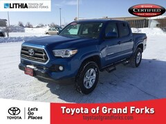 Used 2016 Toyota Tacoma 4WD Double Cab V6 AT SR5 Truck Double Cab Grand Forks, ND