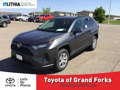 New 2019 Toyota RAV4 LE SUV For sale in Grand Forks ND
