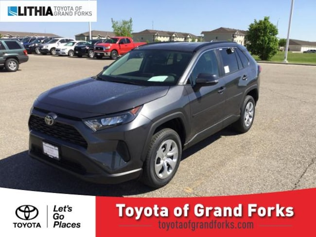 New 2019 Toyota RAV4 LE SUV Grand Forks, ND