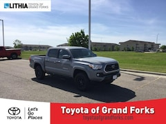 New 2019 Toyota Tacoma SR5 V6 Truck Double Cab Grand Forks, ND