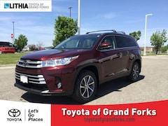 2019 Toyota Highlander XLE V6 SUV Grand Forks, ND