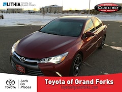 Used 2015 Toyota Camry 4dr Sdn V6 Auto XLE Sedan Grand Forks, ND