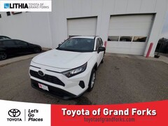 Used 2019 Toyota RAV4 LE SUV Grand Forks, ND