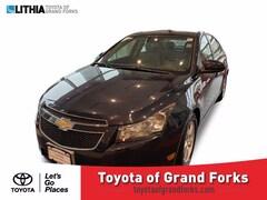 Used 2014 Chevrolet Cruze Sedan Grand Forks ND