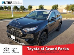 New 2020 Toyota RAV4 TRD Off Road SUV For sale in Grand Forks ND
