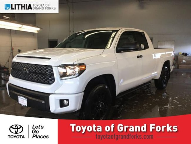 New 2019 Toyota Tundra SR5 5.7L V8 w/FFV Truck Double Cab Grand Forks, ND