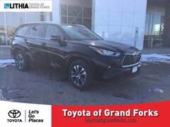 New 2020 Toyota Highlander XLE SUV Grand Forks, ND