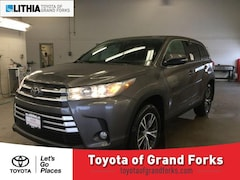2019 Toyota Highlander LE Plus V6 SUV Grand Forks, ND