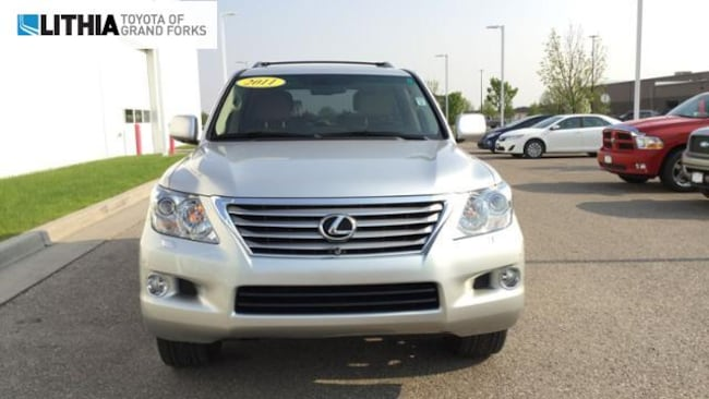 Used 2011 LEXUS LX 570 SUV 4WD 4dr Mercury For Sale in Grand