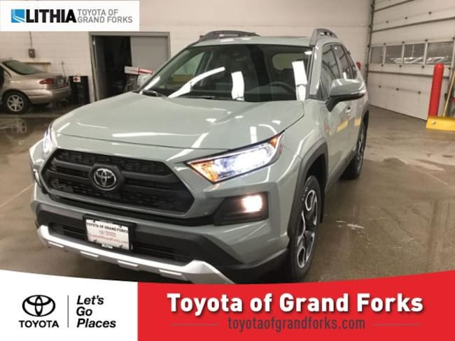New 2019 Toyota RAV4 Adventure SUV Grand Forks, ND